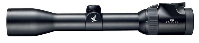 Оптический прицел Swarovski 1.7-10x42 Z6i 30mm Illuminated Circle Dot 59236