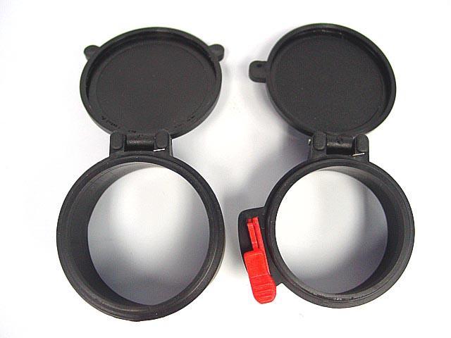 Крышки для оптических прицелов своими руками