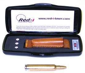 Патрон холодной пристрелки Red-I калибра .300 WIN MAG
