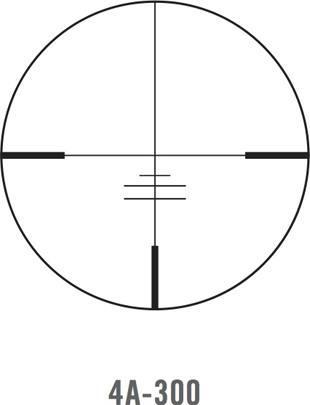 Оптический прицел Swarovski Z5 5-25x52 P с подсветкой (4A-300)