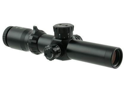 Оптический прицел IOR Valdada Tactical 1.5-8x26 с подсветкой (4AD)