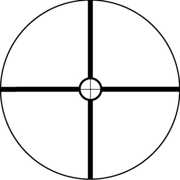 Оптический прицел Bushnell Banner 1-4x32mm матовый  (Circle-X)