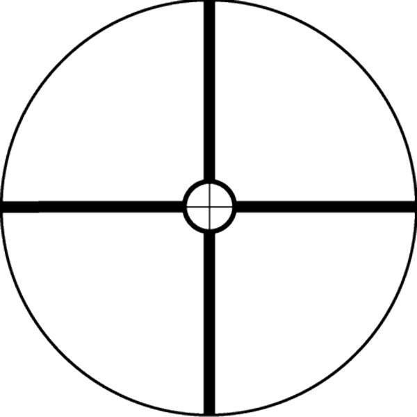 Оптический прицел Bushnell Banner 1,75-4x32mm матовый (Circle-X)
