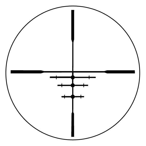 Оптический прицел Bushnell Banner 4-16x40mm матовый (CF-500)