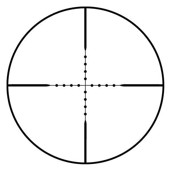 Оптический прицел Bushnell Banner 6-24x40mm матовый (Mil Dot)
