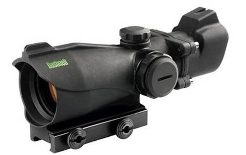 Коллиматорный прицел Bushnell Tactical 2x32 MP с подсветкой сетки (Red/Green T-Dot)