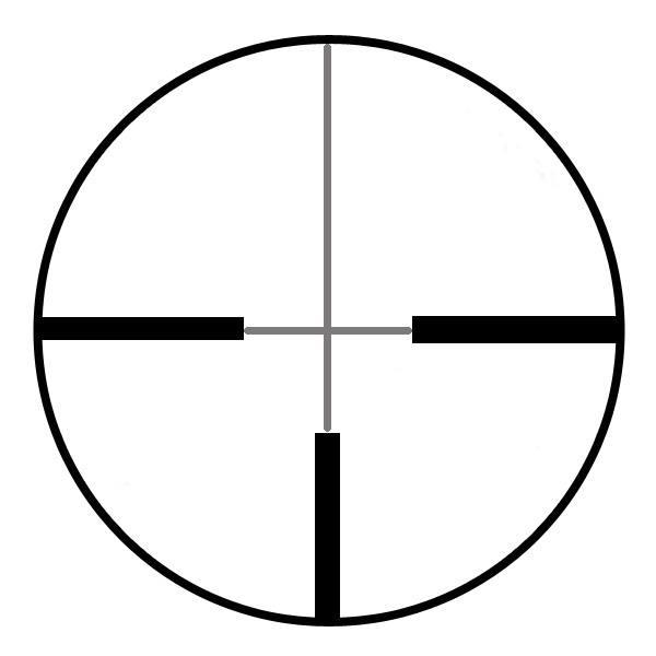 Оптический прицел Bushnell XLT 1.5-6x42mm матовый, с подсветкой (4A)