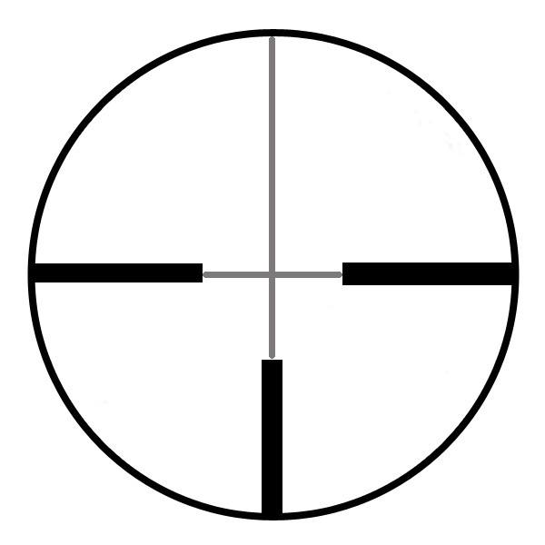 Оптический прицел Bushnell XLT 3-12x56mm матовый, с подсветкой (4A)