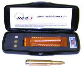 Патрон холодной пристрелки Red-I калибра 8x68