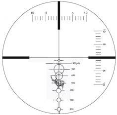Оптический прицел Shepherds 3-10x40 25.4мм 310-P1, без подсветки (P1)