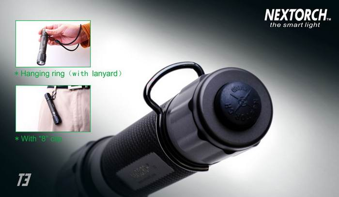 Фонарь Nextorch  T3 Tactical (светодиод, 60 люменов)