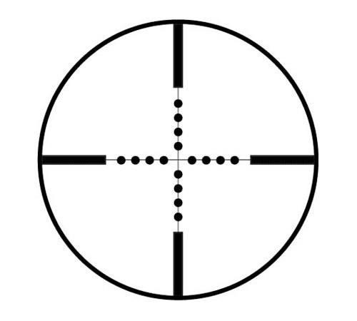 Оптический прицел SWFA SS MOA 16x42 RF 30mm, сетка Mil-Dot SS16X42