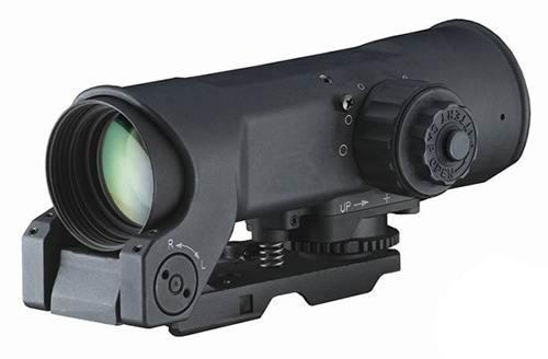 Оптический прицел Elcan Specter OS 4x A1 сетка CX5755/CX5855 с подсветкой OS4A1