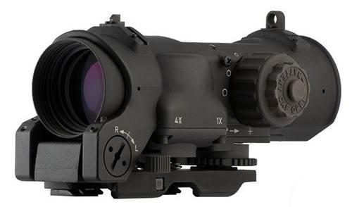 Оптический прицел Elcan Specter DR 1x-4x 7.62 сетка CX5395/CX5396 с подсветкой DFOV14C2