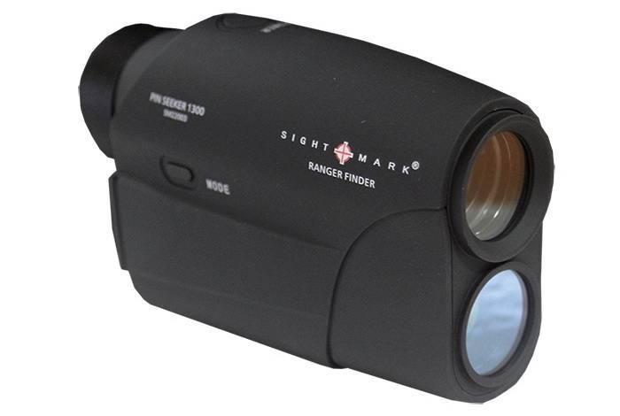 Лазерный дальномер Sightmark Range Finder Pin Seeker 1300 SM22003