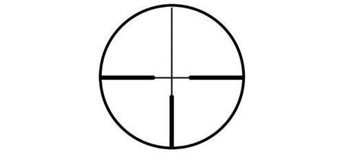 Оптический прицел Hakko 6x42 30мм SMOOTH BODY LINE BH-6402 (6)