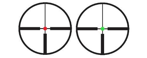Оптический прицел Hakko 1.5-6x42 30мм OL-MAGESTY OL-1564L, с подсветкой точки(6DME)