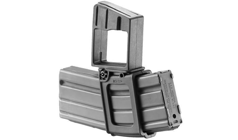 Футляр для магазинов оружия M4/M16/AR15 FAB-Defense MTH