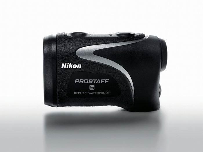 Лазерный дальномер Nikon LRF Prostaff 5 6x21 (10-550m)
