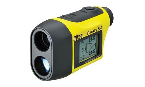 Лазерный дальномер Nikon LRF Forestry Pro 6x21 (10-500m)