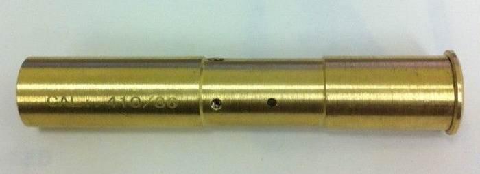 Патрон для холодной лазерной пристрелки .410 калибра Laser Bore Sights