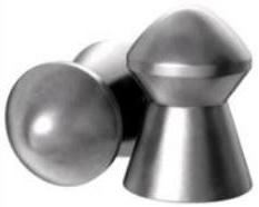 Пульки к пневматике 5.5 мм H&N Baracuda Match (калибр .22), (вес – 1.37г) банка 200 шт