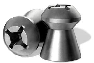 Пульки к пневматике 5.5 мм H&N Baracuda Hunter Extreme (калибр .22), (вес – 1.21г) банка 200 шт