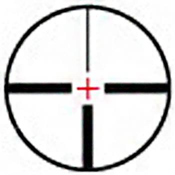 Оптический прицел Hakko  1,5-6x42 30мм Superb B3Z-IL-15642 с подсветкой креста (6CH)