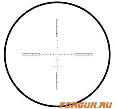 Оптический прицел Hawke Airmax AO 4-12x40, 25.4 мм, отстройка параллакса, AMX, 13130