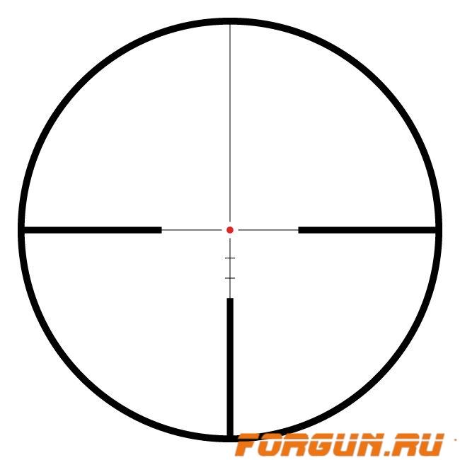 Оптический прицел Hawke Frontier 30 SF 5-30x50, 30 мм, c подсветкой, отстройка параллакса, LR Dot, 18230