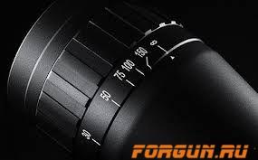 Оптический прицел Hawke Panorama AO 5-15X50, 25.4 мм, c подсветкой, отстройка параллакса, 10× ½ Mil Dot, 15140