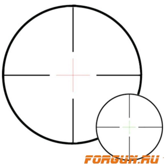 Оптический прицел Hawke Vantage IR SF 3-12x50, 25.4 мм, с подсветкой, отстройка параллакса, 10× Half Mil Dot, 14290