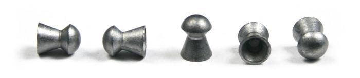 Пульки к пневматике JSB Diabolo Exact 4.5 мм (.177), вес 0,547г, банка 500 шт