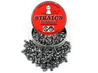 Пульки к пневматике JSB Diabolo Straton 4.5 мм (.177), вес 0,535г, банка 500 шт