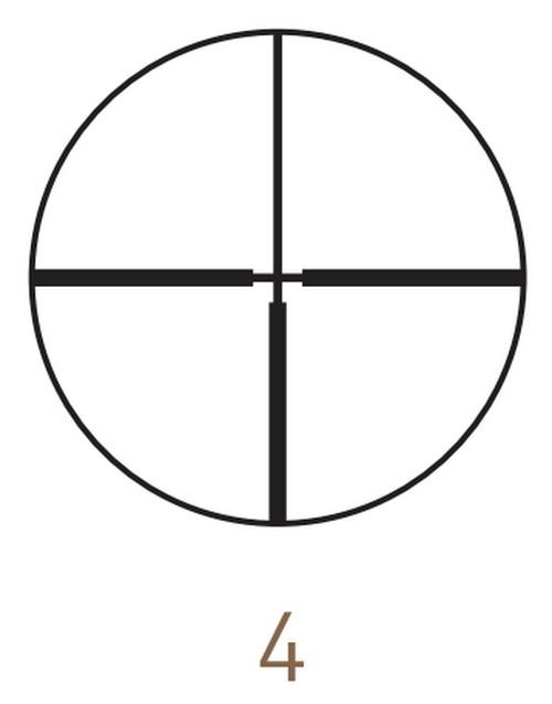 Оптический прицел Kahles C 6x42 L (4)