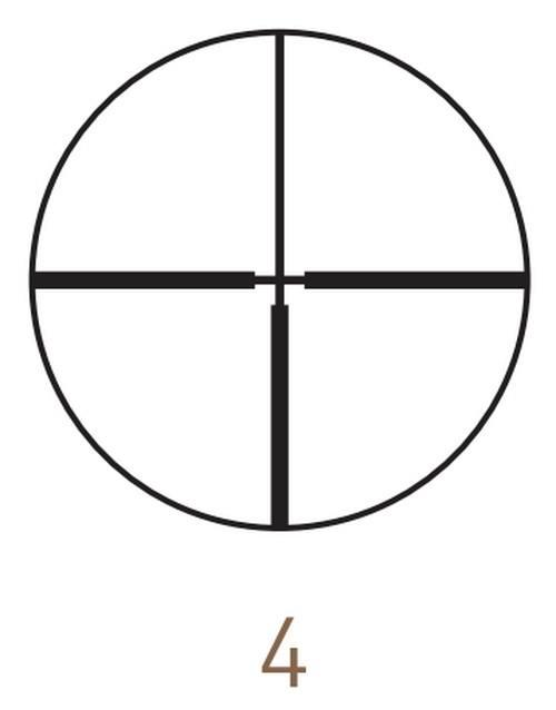Оптический прицел Kahles C 1.1-4x24 L (4)