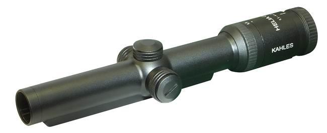 Оптический прицел Kahles C 1.1-4x24 с  шиной SR (4)