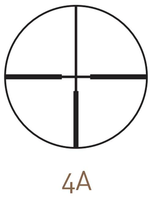Оптический прицел Kahles C 1.1-4x24 с  шиной SR (4A)