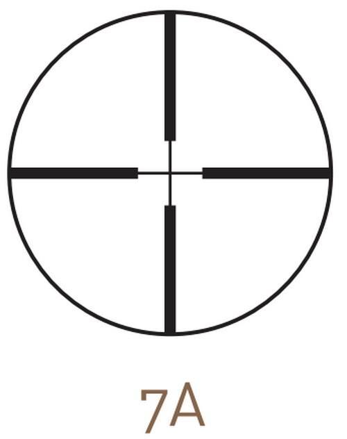 Оптический прицел Kahles C 1.1-4x24 с  шиной SR (7A)