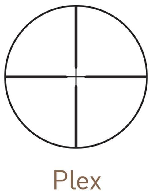 Оптический прицел Kahles C 2.5-10x50 с шиной SR (Plex)
