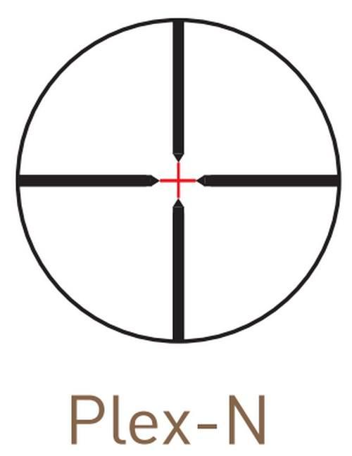 Оптический прицел Kahles CBX 2.5-10x50 с шиной SR, с подсветкой (Plex-N)