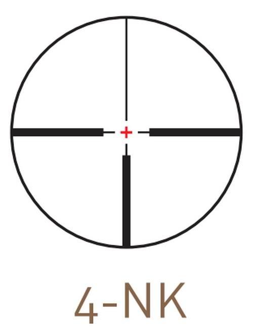 Оптический прицел Kahles CBX 3-12x56 с шиной SR, с подсветкой (4-NK)