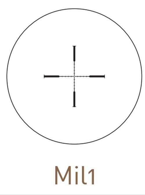 Оптический прицел Kahles K418 4.5-18x50 (Mil-1)