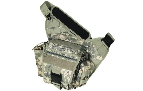 Тактическая сумка UTG (Leapers) PVC-P218R, многофункциональная, для карт, бумаг и документов, цвет армейский цифровой камуфляж.