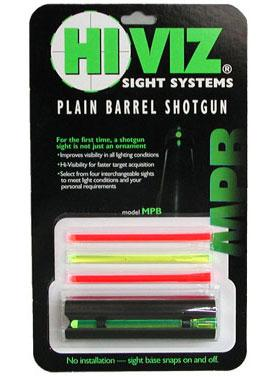 Мушка HiViz Plain Barrel Sight наствольная MPB