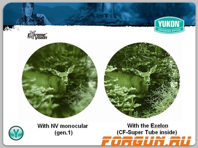 Прибор ночного видения (CF Super) Pulsar Challenger GS 3.5x50, 74097