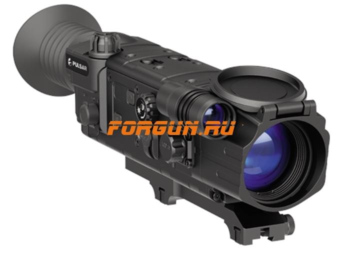 Прицел ночного видения (цифровой) Pulsar Digisight N750UA Weaver с лазерным дальномером, 76317A