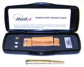 Лазерный патрон холодной пристрелки Red-I калибра .30-06 Spr
