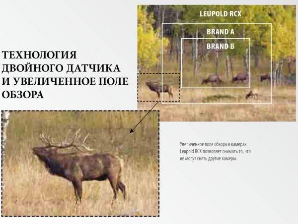 Камера слежения Leupold RCX-1 system kit (набор)
