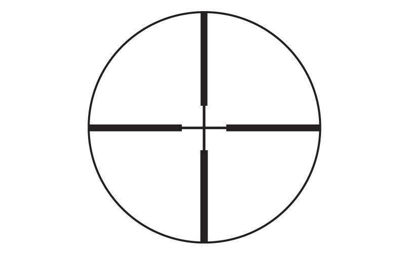 Оптический прицел Redfield Revenge 3-9x42 (4-Plex)